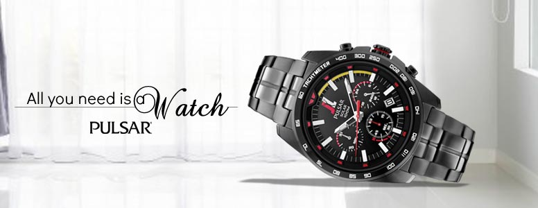 Pulsar Men's Watches At Grand Ledge Jewelers